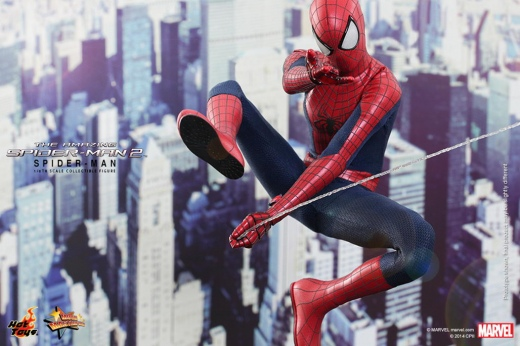 Hot Toys - The Amazing Spider-Man 2 - Spider-Man Collectible Figure_PR1.jpg