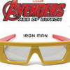 Watch AVENGERS: AGE OF ULTRON In Style With New 3D Glasses