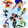 "DC Entertainment and WB to Launch ""DC SUPER HERO GIRLS"" Initiative"