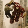 AVENGERS: AGE OF ULTRON Clip Shows 90 Seconds of Hot Hulk on Hulkbuster Action
