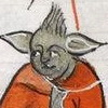 Yoda Found Illustrated on 600 Year Old Manuscript