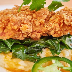 Lab-Grown Chicken Tenders Heading To Market By 2022