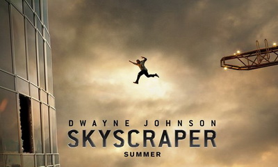 What's Hot: New Trailer For Dwayne Johnson's 'Skyscraper'