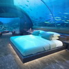 New Underwater Hotel Room Lets You Sleep With The Fishes
