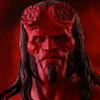 Popular Collectibles: Hot Toys - MMS527 – Hellboy- 1/6th scale Hellboy Collectible Figure