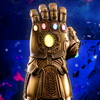 Popular Collectibles: Hot Toys - Avengers: Endgame - 1/4th scale Infinity Gauntlet Collectible