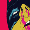 Boneface's Unusual And Colorful Bloodied Up Superhero Pop Art