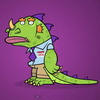 "New Online Animated Series, ""Krogzilla Gets A Job"" Debuts From Cory Edwards"