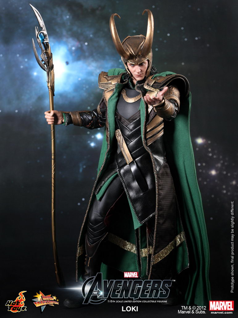 Hot Toys - The Avengers - Loki