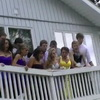 Teens Plummet As Deck Collapses During Prom Photos