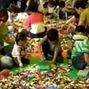 Korean Kids Build World's Largest LEGO Tower