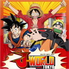 New Manga Theme Park - J-World Tokyo To Feature: One Piece, Naruto and Dragon Ball Attractions