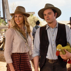 New Red-Band Trailer For Seth McFarlane's A MILLION WAYS TO DIE IN THE WEST
