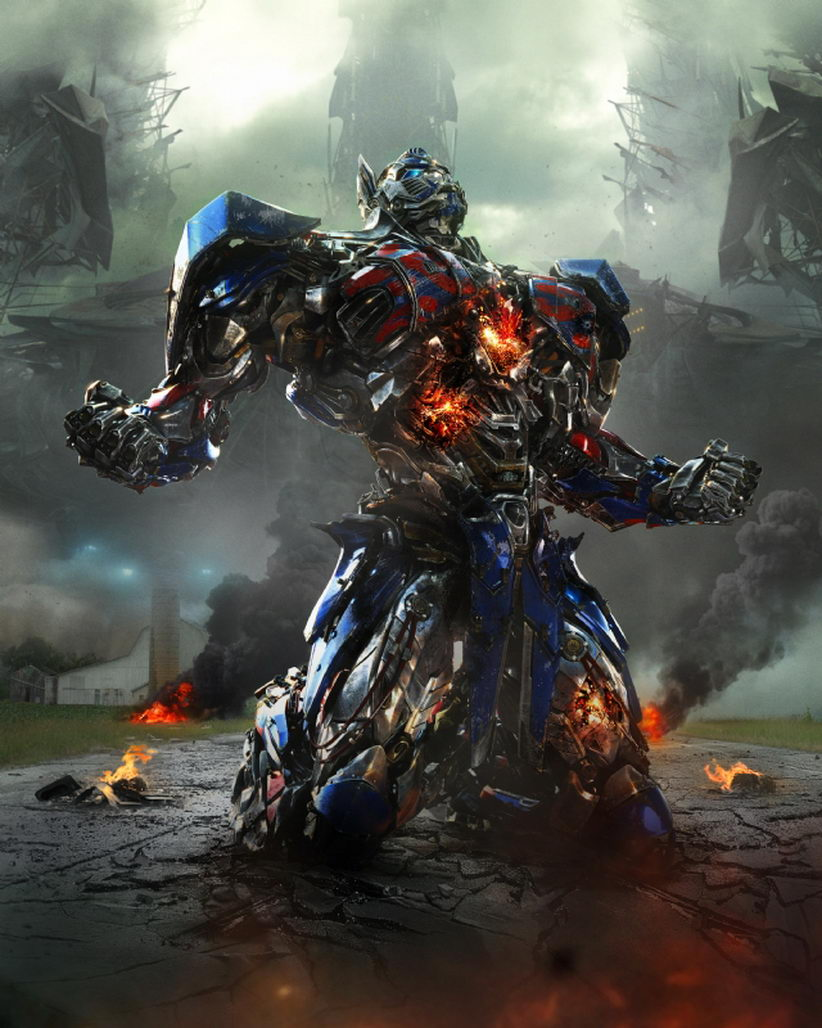 New Images of Optimus Prime and Bumblebee from ...