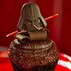 Darth Vader Takes Cupcakes to the Dark Side