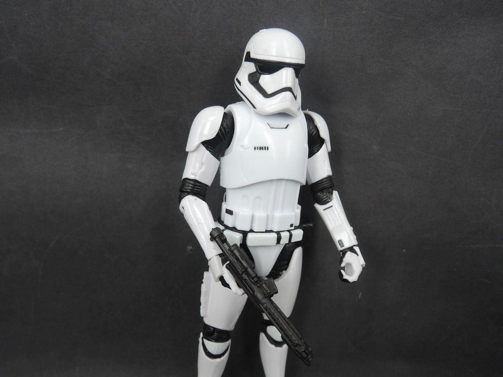 Star Wars Black Series Ep Vii Stormtrooper Images Leak