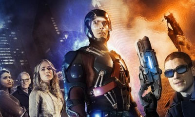 What's Hot: First Tease for The CW's 'DC's Legends of Tomorrow' Released!
