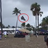 Florida Kids Take Flight When Bounce House Gets Sucked Up Into Tornado