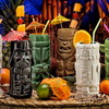 ThinkGeek Star Wars Tiki Glasses Perfect For Mai Tai Fighters