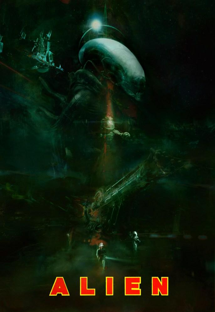 Alien Movies Released In The Last  Years
