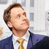 "Trailer for NBC/ DC Comics Workplace Comedy ""Powerless"" Starring Allan Tudyk"