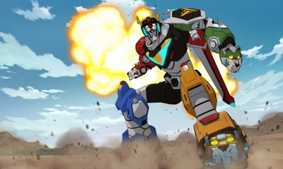 First Netflix Voltron Trailer Is Pretty Much Everything You Hoped It Would Be