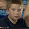 Weird Kid Challenges the World To A Staring Contest on ESPN