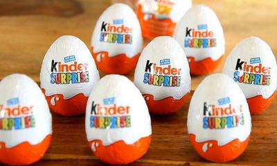 What's Hot: Kinder Eggs Coming To The USA. Kinda…