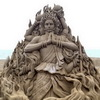 Toshihiko Hosaka's Beautiful Sand Sculptures