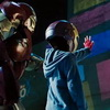 Did You Catch Peter Parker in 'Iron Man 2′?