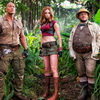 First Trailer Released For 'Jumanji' Starring Dwayne Johnson, Kevin Hart, Karen Gillan, and Jack Black