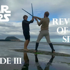 Fan Makes Shot-For-Shot Remake of 'Star Wars: Revenge of the Sith'