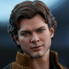 Hot Toys – MMS492 – Solo: A Star Wars Story - 1/6th scale Han Solo (Deluxe Version) Collectible Figure