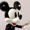 86Hero Disney Mickey Mouse Hybrid Metal Figuration #001 Review