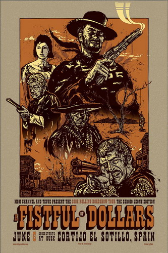 Classic Movie Posters Reimagined From The Alamo Drafthouse ...