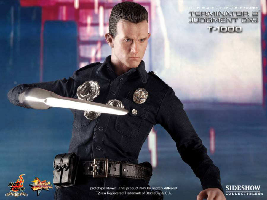 Hot Toys - MMS129 - Terminator 2: Judgment Day: 1/6th ...
