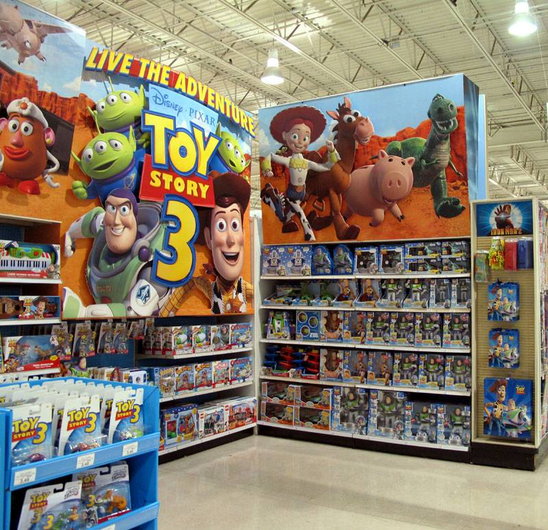 Toys R Us Toys : Toys r us unveils global toy story presence