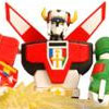 80's Classic Voltron Toys Coming To MattyCollector In 2012 With Lion Force Club