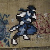 A Gallery Of Awesome Old School 8-Bit Video Game Graffiti