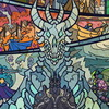 Amazing World Of Warcraft Stained Glass Drawings