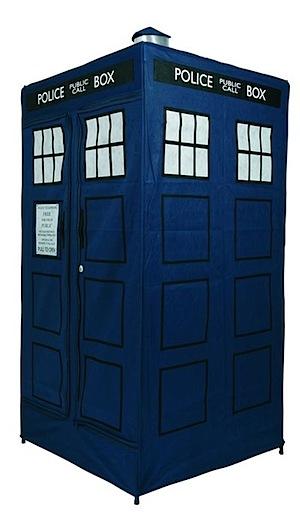 tardis-zipperobe-wardrobe.jpg  sc 1 st  YouBentMyWookie & Camp Like A Doctor With Geeky TARDIS Tent   YouBentMyWookie