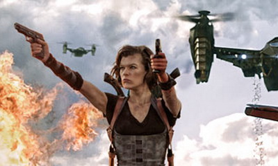 First Trailer For 'Resident Evil: Retribution' Released
