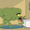 """Everyday Hulk: In The Bathroom"""
