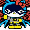 DC Comics Announces New Super Hero Merchandise From Hello Kitty