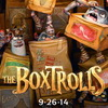 New Trailer Released For Laika's THE BOXTROLLS
