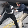 Steve Rogers Takes On Bucky In CAPTAIN AMERICA: THE WINTER SOLDIER
