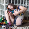 Woman Makes Prosthetic Leg From Legos