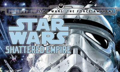 What's Hot: Marvel Unveils Synopsis For STAR WARS: SHATTERED EMPIRE