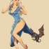 Andrew-Tarusov-Game-of-Thrones-Pin-Ups-Daenerys-2.jpg