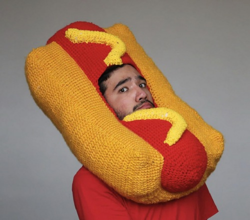 Phil-Ferguson-Crochet-Hats-Hot-Dog.jpg